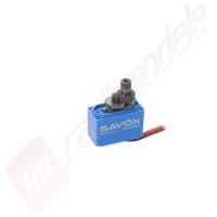 Micro servo digital, angrenaje metalice, waterproof, 5Kg/cm, 0.11sec - SAVOX SW-0250MG