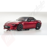 Automodel electric 1/28 Kyosho Mini-Z MR03 Sports 2 Mazda roadster soul red,  RTR