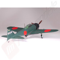 KIT macheta avion Mitsubishi A6M5 Zero Fighter M52 (Zeke), scara 1/32