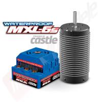 Combo Castle Creations Mamba Monster 2 (waterproof, versiunea TRAXXAS MXL-6s)