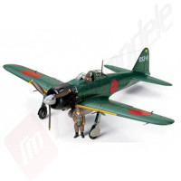KIT macheta avion Mitsubishi A6M5 Zero Fighter M52 (Zeke), scara 1/32