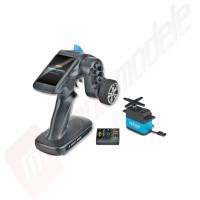 Carson Reflex Pro 3 - pachet completare kituri sau ARR electric - contine telecomanda, receptor si servo