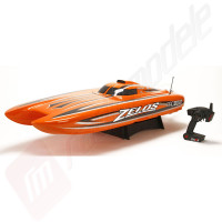 "Navomodel ProBoat Zelos 48"" Electric Brushless Catamaran RTR"