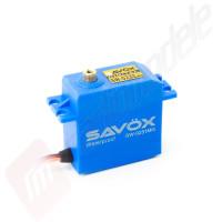 Servo digital, angrenaje metalice, waterproof, 15Kg/cm, 0.17sec - SAVOX SW-0231MG, voltaj normal