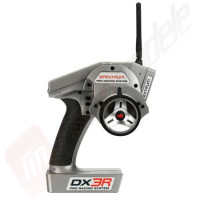 Radiocomanda Spektrum DX-3R PRO - 2.4Ghz DSM / DSM2 3 canale pentru competitii