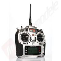 Radiocomanda Spektrum DX8 - 8 canale, mod 1-4, cu telemetrie, receiver AR8000 inclus!
