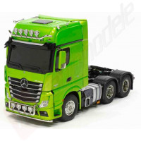 Camion Tamiya 1:14 RC Mercedes-Benz Actros 3363 6x4 GigaSpace complet asamblat - ready to run!