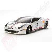 Tamiya Ferrari 458 Challenge (Sasiu TT-02D)