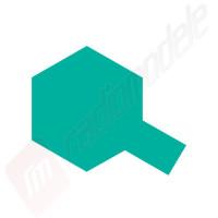 Vopsea pentru plastic TAMIYA VERDE COBALT TS-XX (spray 100ml)
