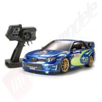Automodel electric on-road Tamiya XBS Subaru Impreza WRC 2007 2,4 GHz