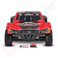 Automodel TRAXXAS Slash 4x4 BRUSHLESS, 2.4GHz TQi, WATERPROOF, sunet si TSM!