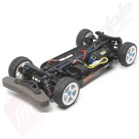 Kit sasiu automodel competitie TAMIYA TT-01R Type E