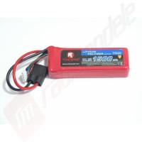 Acumulator LiPo 3s 1500mAh pentru automodele TRAXXAS 1/16