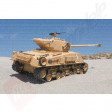 Tanc Radiocomandat Tamiya Super Sherman M-51 Full Option Kit Scara 1:16