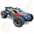 Automodel TRAXXAS RUSTLER 4x4 BRUSHLESS, 2.4GHz TQi, WATERPROOF, TSM