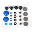 Kit reparatie amortizoare GTR, pentru automodele TRAXXAS 1/10