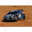 Automodel TRAXXAS Ford Fiesta ST Rally 4X4 XL-5 RTR 1/10, radio 2.4GHz, waterproof