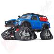 Automodel rock crawler TRAXXAS TRX-4 1:10 RTR cu șenile si lumini LED