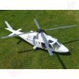 Kit fuselaj elicopter VARIO Agusta 109 K2 (pentru motor cu benzina sau electric)