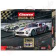 Circuit slotcars Carrera Digital 1/24 Race of Victory (set complet)