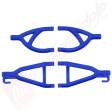 RPM - bascule spate albastre. automodel E-Revo 1/16