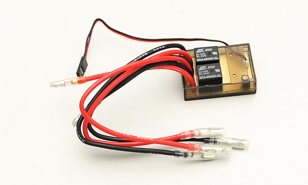 Rocker Dig II (Electronic) pentru MOA Crawler RC4WD