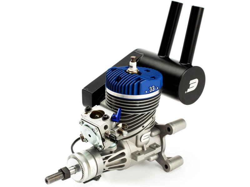 Motor pe benzina pentru aeromodele Evolution 33GX