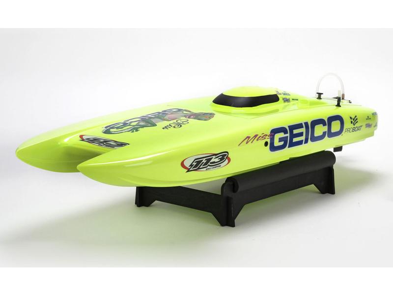 Navomodel ProBoat Miss GEICO 29 BL Catamaran 2.4 RTR V3