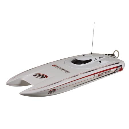 Navomodel de viteza Mystic 29 Catamaran BL PNP - Pro Boat