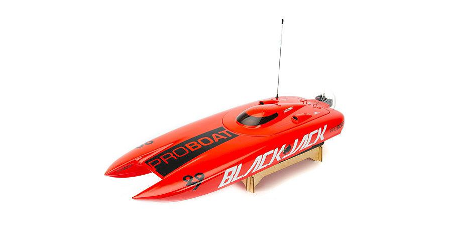 Navomodel ProBoat Blackjack 29 2.4Ghz RTR - Varianta 2012!