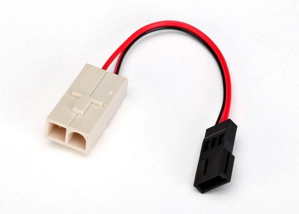 Cablu adaptor pentru incarcare acumulator receptie de la incarcator cu mufa Molex / Tamiya