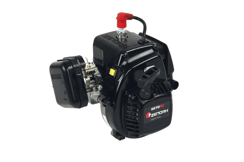 Motor benzina ZENOAH G270RC – 26cc, ambreiaj inclus